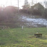 Toušeňská zahrada v roce 2013 -