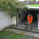 Toušeňská moštárna - Nastal čas moštování.