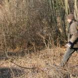 Budování Toušeňské zahrady - Řízným krokem vřed