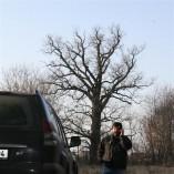 Budování Toušeňské zahrady - Ještě tohle přivézt a tamto odvézt...